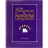 Source for Nonverbal Learning Disorders, Thompson, Sue, 0760601631