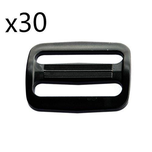 Blue ELF® 30 PCS Black Color 1-1/2