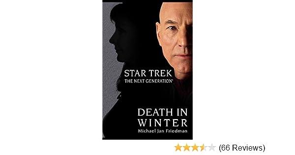 Amazon.com: Star Trek: The Next Generation: Death in Winter eBook ...