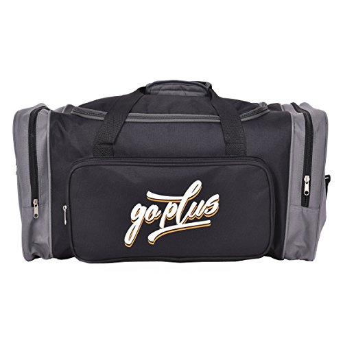 Goplus Sporttasche Trainingstasche Reisetasche Fitnesstasche Sportbag Duffle S/M/L