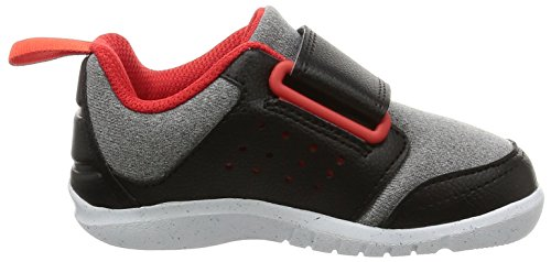 adidas FortaPlay AC I - Zapatillas de deportepara niños, Gris - (BRGRIN/NEGBAS/ROJBAS), 20