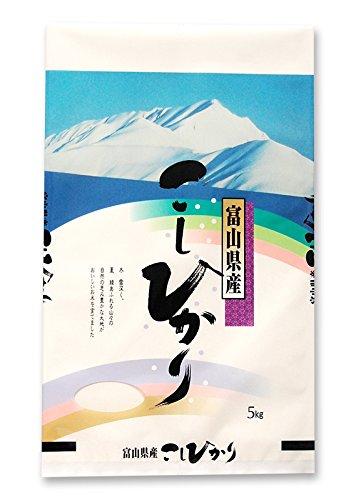 米袋 ラミ センターシール 富山産こしひかり 立山 10kg 1ケース(500枚入) SN-2550 B078T8P93P 1ケース(500枚入) 10kg用米袋