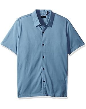 Men's Knit Shirt SS.Air Pique