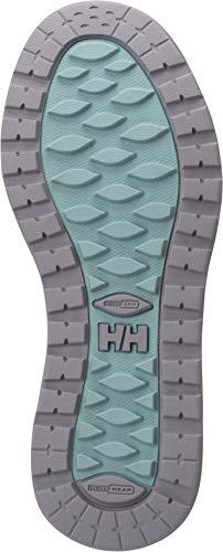 Gris Altas Grey 820 Silver para Light Zapatillas Grey W Cora Hansen Mujer Helly xqnTBAwC