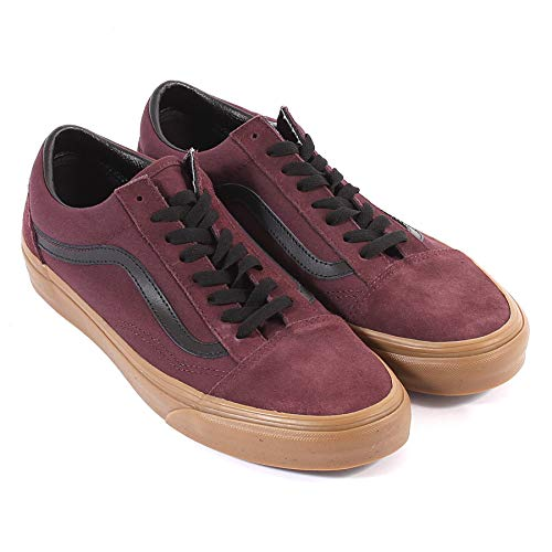 Unisex Vans Adults' Grape Low Trainers Skool Old Top 4wwHvPEq