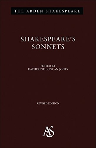 Shakespeare's Sonnets: Revised (Arden Shakespeare) by Brand: Bloomsbury Arden Shakespeare