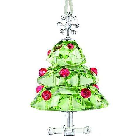 Swarovski Crystal Christmas Tree Ornament - Amazon.com: Swarovski Crystal Christmas Tree Ornament: Home & Kitchen