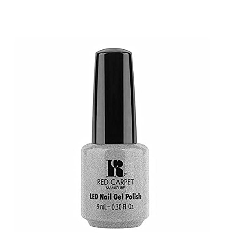 理容師統計俳句Red Carpet Manicure LED Gel Polish - Retro Ready - 9 ml/0.30 oz