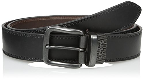 Levis Big Tall Reversible Gunmetal Buckle