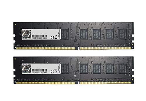 G.SKILL 8GB (2 x 4GB) Value DDR4 PC4-19200 2400MHz 288-Pin Intel X299 / Z270 / Z170 / X99 Platform Desktop Memory Model (Gskill Series Value)