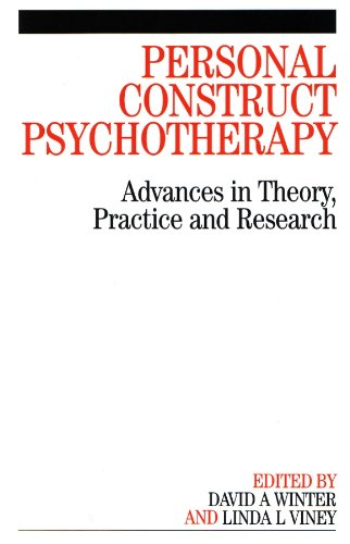 Personal Construct Psychotherapy: Advances in Theory, Practice and Research ebook