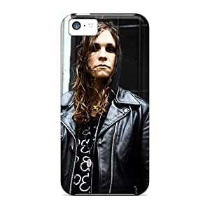 Great Cell-phone Hard Covers For Iphone 5c With Customized High-definition Rise Against Pattern KerryParsons