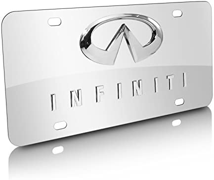 Black License Plate Frame TO INFINITY AND BEYOND Auto Accessory