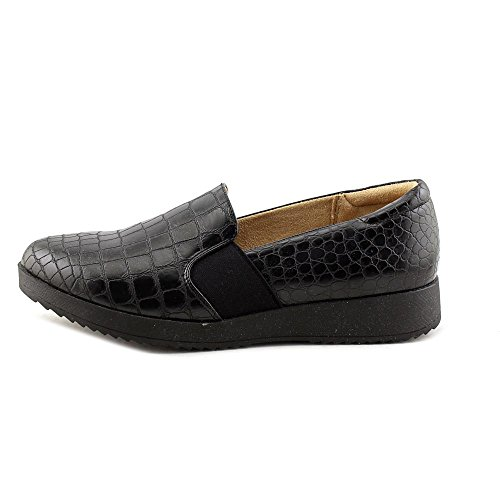 Mocassini Donna Natural Suito Nero Croco1045817