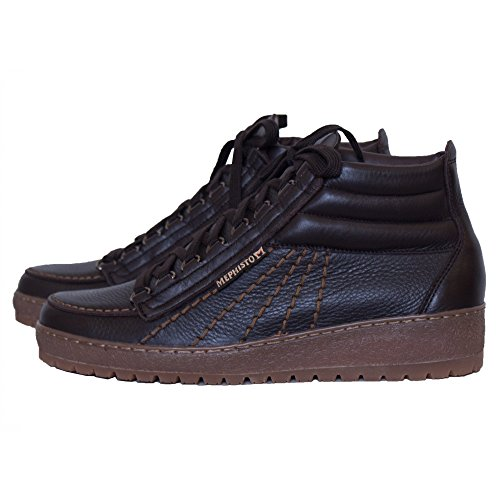 Mephisto Oregon Rainbow N 1351 Brown Shoes Mid wwa8qrxBH