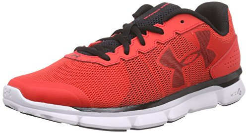swift Ua Micro rocket Course Rouge Red Speed Armour G De Pour Chaussures Under Homme 5q7XwEg