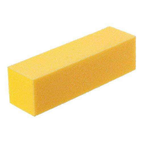 Form Block Files Acrylic Pedicure Sanding Manicure Nail Art Tool gr32 (Color - orange)