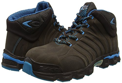 """Cofra je008–000.w40taglia 40s3src """"Jab sicurezza scarpe, colore: marrone/blu"""