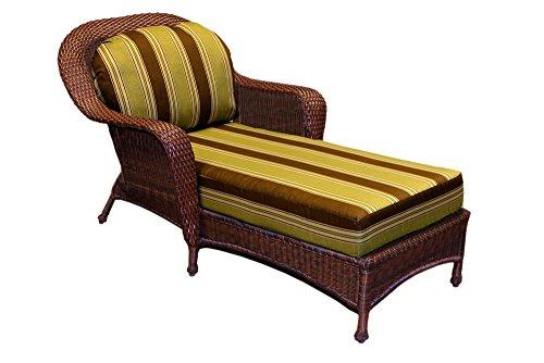 Cheap Lexington Chaise Lounge Finish: Java