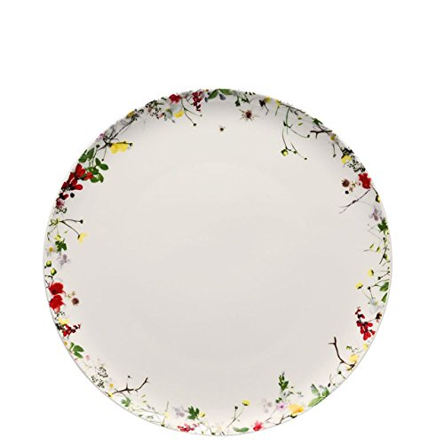Dinner Plate, coupe, 10 1/2 inch | Brillance Fleurs Sauvages