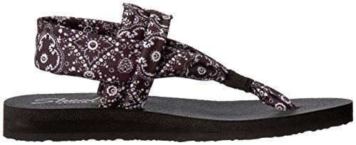 Bandana Skechers Women's Meditation Studio Black Kicks axOq4