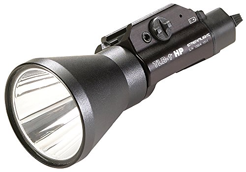 Streamlight 69216 TLR-1s High Power RMT Rail Mounted Strobing Tactical Light with Rail Locating Keys and Remote Switch - 775 ()