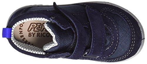 Ricosta Rory, Zapatillas Altas Para Niños Azul (Nautic/ozean)
