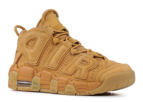 NIKE Air More Uptempo SE (GS) Flax, Flax-gum Light Brown