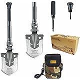 Chafon Compact Multifunctional Detachable Shovel Kit