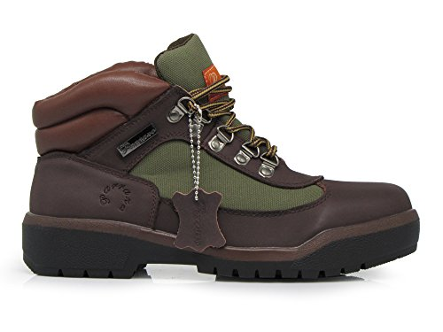 PLK Cold Leather Mens Weather Romeo Enzo Snow Boots Boots Lace Oxfords Brown Field Winter Up Field Xq5wxg
