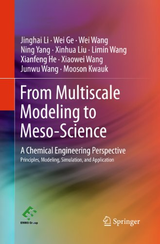 - From Multiscale Modeling to Meso-Science: A Chemical Engineering Perspective