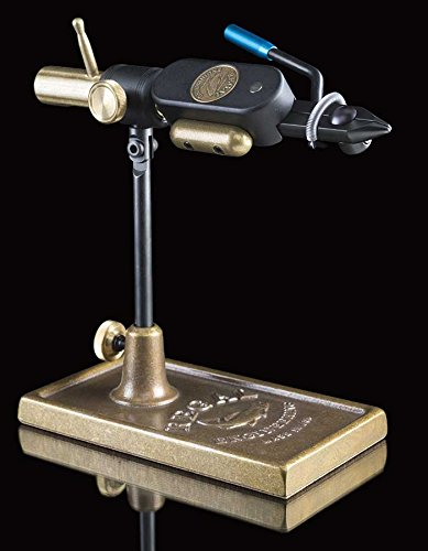 Regal Traditional Head Revolution and Bronze Pocket Base Tying Vise by Regal Vise