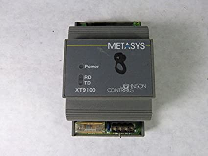 Johnson Controls XT-9100-8304 Expansion Module