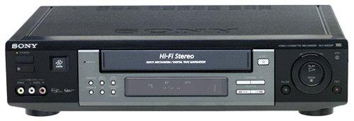(Sony SLV-M20HF Hi-Fi S-VHS VCR)