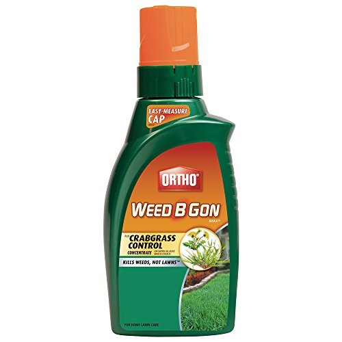 Weed B Gon Max Plus Crabgrass Control Concentrate (Pack of (B-gon Max Concentrate)