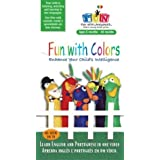 Fun with Colors - English-Portuguese
