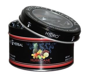 Hookah Tobacco 250g Jar - Hydro Herbal 250g Mixed Fruit Hookah Shisha Tobacco Free Molasses