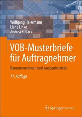 musterbriefe vob