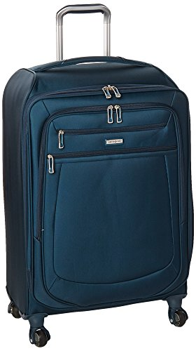 Samsonite Mightlight 2 Softside Spinner 25, Majolica Blue by Samsonite