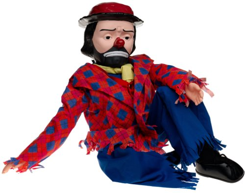 Ventriloquist Costume Women (Morris - Vent Figure Emmett Kelly - Standard)