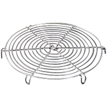 Amazon Com Round Stainless Steel Cake Cooling Rack 13 5