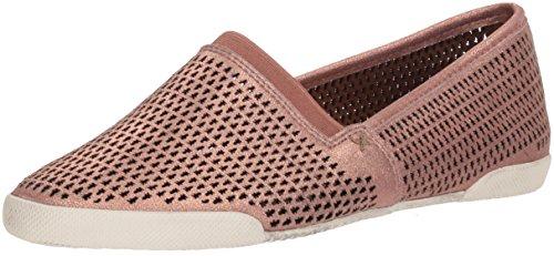 Frye Femmes Melanie Perf Slip Sur Sneaker Rose Or