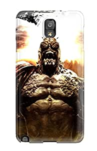 AKhxAHB13559UCkVR Case Cover Protector For Galaxy Note 3 Gears Of War Case