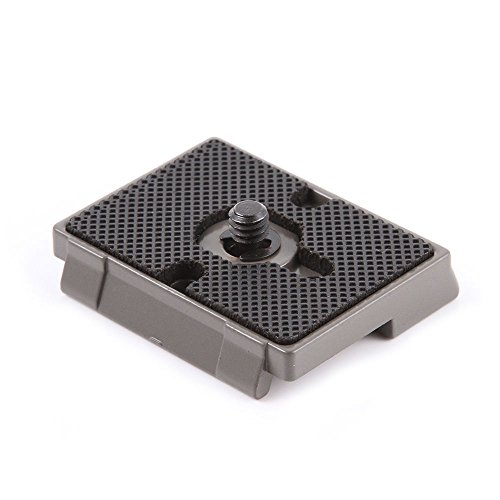Fotga DSLR Camera Tripod Quick Release QR Mounting Plate for Manfrotto 200PL-14 496 486 804 RC2 Tripod