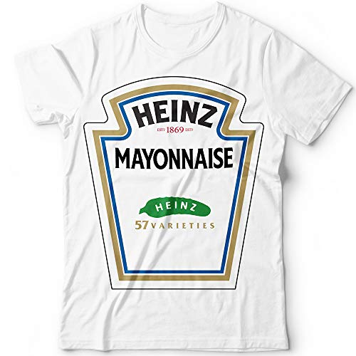 Mayonnaise Funny Mayo Halloween Costume Got Mayonnaise Customized Handmade T-Shirt Hoodie/Long Sleeve/Tank -