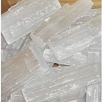 Selenite Bag 500g Bargain Mixed Raw Crystals