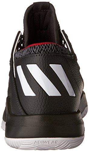 Adidas Stiga Upp Sko Mensbasketball Grå