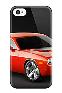 First-class Case Cover For Iphone 4/4s Dual Protection Cover Car Background