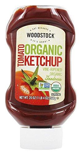 Woodstock Farms Organic Tomato Ketchup - 20