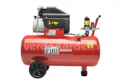 Compresor finas Amico LT. 50EC50/2450
